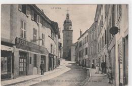 39 SAINT-AMOUR   La Rue De Bresse - Otros Municipios