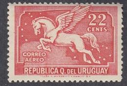 Uruguay, Scott #C64, Mint Hinged, Pegasus, Issued 1935 - Uruguay