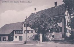 Trüllikon ZH, Gasthaus Zum Ochsen (969) - ZH Zurich