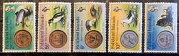FALKLAND ISLANDS - MNH** - 1975 - # 245/49 - Islas Malvinas