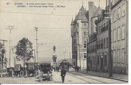 Rue St-Louis (haute Ville), Québec, ND Photo #277 (21.99) - Québec - La Cité