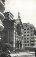"""CPSM ALGERIE """"Alger, Eglise Saint Charles De L'Agha"""" - Alger"""