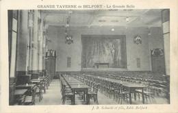 """CPA FRANCE 90 """"Belfort, Grande Taverne De Belfort"""" - Belfort - Stadt"""
