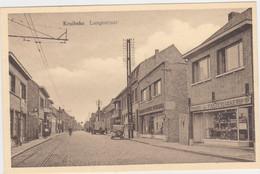 Kruibeke - Langestraat (niet Gelopen Kaart) - Kruibeke