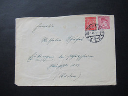 Böhmen Und Mähren 1939 Mitläufer Abs: über Mährisch Ostrau Nach Pforzheim Gesendet - Briefe U. Dokumente