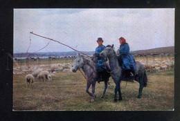 045874 Russia NORTH Aginsky Buryat Song Of Steppes - Asien