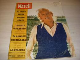 PARIS MATCH 1092 11.04.1970 Mme POMPIDOU TREMBLEMENT De TERRE En TURQUIE - General Issues