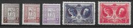 OBP240/44, Postfris** - 1922-1927 Houyoux