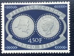 Congo Belge - Belgisch Congo - T2/5 - MNH - 1954 - Michel 320 - 25st Verjaardag Instituut Overzeese Gebieden - 1947-60: Mint/hinged