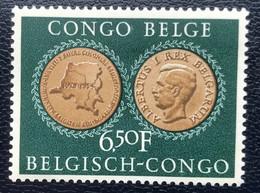 Congo Belge - Belgisch Congo - T2/5 - MNH - 1954 - Michel 321 - 25st Verjaardag Instituut Overzeese Gebieden - 1947-60: Mint/hinged