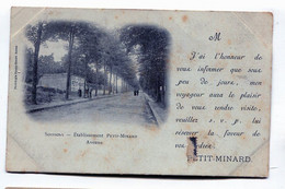 CPA  02 : SOISSONS   établissement Petit Minard     VOIR   DESCRIPTIF   §§§ - Soissons
