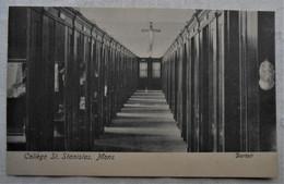 CPA Mons/ Collège St Stanislas/ Dortoir - Mons