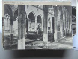 Engeland England London Austin Friars Interior Dutch Church - Otros