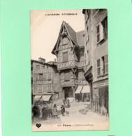 63-----THIERS---Château Du Pirou---voir 2 Scans - Thiers