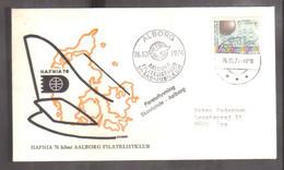 9850- Denmark, Danemark,  26th Oct 1974 –special Cancel Cover - Cartas