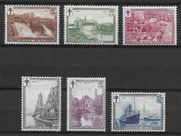 OBP293/98, Postfris** - 1929-1941 Gran Montenez