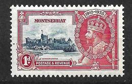 Montserrat      N° 87  Neuf *        B/TB   Voir Scans   Soldé    ! ! ! - Montserrat