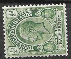 Turks Mh * 2,5 Euros 1916 Multiple CA Wtm - Other