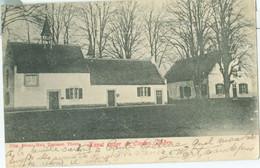Thorn 1909; Kapel Onder De Linden - Gelopen. (Hub. Tonnaer - Thorn) - Thorn