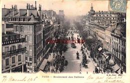 CPA PARIS - BOULEVARD DES ITALIENS - Non Classificati