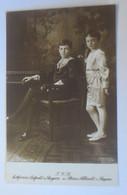 Erbprinz Luitpold In Bayern U. Prinz Albrecht V. Bayern   1909  ♥ (38175) - Other