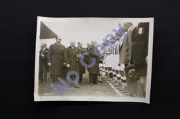 Photo De Presse 1932 Stade De Colombes Football Coupe De France Assoc Mr P Doumer As Cannes - Deportes