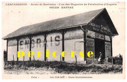 11  Carcassonne  Engrais Complet Oscar Maffre - Carcassonne