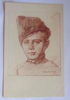 """Kinder,  Soldat"" 1910, Wilm Wouters ♥  - Andere"