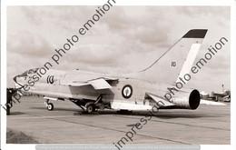 PHOTO RETIRAGE REPRINT AVION    Vought F-8 Crusader 10 - Aviazione