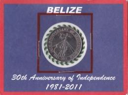 Belize 2 Dollars 2011 - Belize