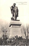 FR38 LA COTE SAINT ANDRE - Statue De Berlioz - Belle - Andere Gemeenten