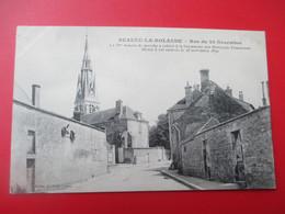 BEAUNE La ROLANDE - Rue Du 28 Novembre - TBE - Beaune-la-Rolande
