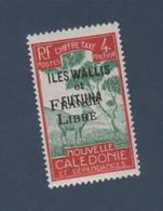 Wallis Et Futuna Taxe N° 25 Neuf ** - Postage Due