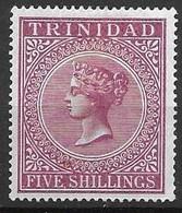 Trinidad Mint * 65 Euros 1894 - Trinidad & Tobago (...-1961)