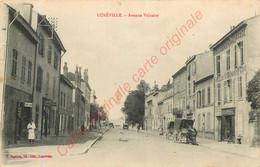 54.  LUNEVILLE .  Avenue Voltaire. - Luneville