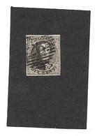 Nr 6 Met Watermerk LL  Chatelet - 1851-1857 Medallones (6/8)