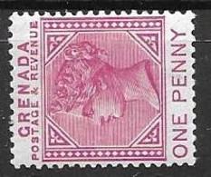 Grenada Mint Hinged * 1,20 Euros 1887 - Grenada (...-1974)