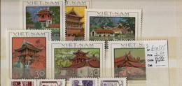 Viet-Nam Nord YT N°610/615NEUFS  TOUJOURS SANS GOMME - Vietnam