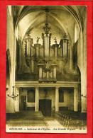 * VÉZELISE - Intérieur De L'Eglise - Les Grands Orgues - 1936 ( Rare Vue/Delcampe ) - Vezelise