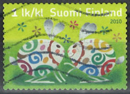 Finland 2010. Mi.Nr. 2013, Used O - Usati