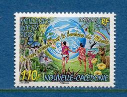 ⭐ Nouvelle Calédonie - Yt N° 1032 ** - Neuf Sans Charnière - 2007 ⭐ - Ongebruikt
