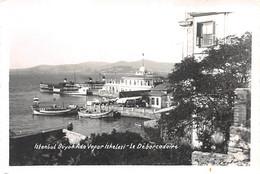 Turquie - N°72707 - Istanbul - Büyükada Vapur Iskelesi - Le Débarcadaire - Turkey
