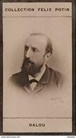 Aimé-Jules Dalou Par Reutlinger , Dit Jules Dalou, Sculpteur Et Communard  - Collection Photo Felix POTIN 1900 - Félix Potin