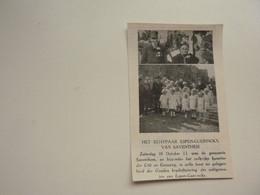"""Origineel Knipsel ( B 24 ) Uit Tijdschrift """" Ons Volk Ontwaakt """" 1925 :  Saventhem  Zaventem - Sin Clasificación"""