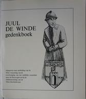 Boek ABL 1914-18 Luitenant Jules De Winde Gedenkenboek 3de Rgt Karabinier Ijzer Merchtem Diksmuide Belgische Leger - Weltkrieg 1914-18