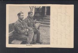 Dt. Reich Feldpost AK 1916 Gurwahlis - Weltkrieg 1914-18