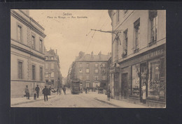 Frankreich France AK Sedan Rue Gambetta 1918 - Sedan