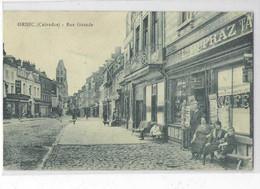 Orbec-Rue Grande - Orbec