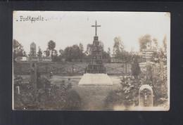 Belgien AK Pölkapelle Friedhof 1916 - Langemark-Pölkapelle