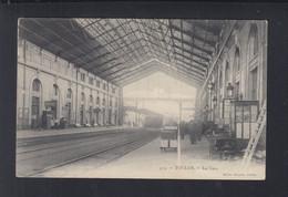 Frankreich France AK Toulon La Gare 1914 - Provence-Alpes-Côte D'Azur